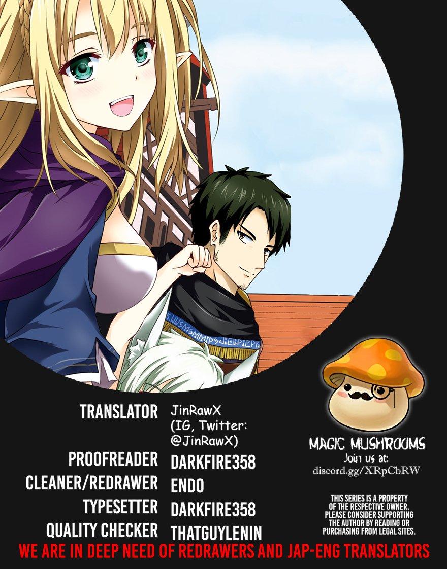 Manga Homeless Tensei: Isekai De Jiyuu Sugiru Majutsu Jisoku Seikatsu - Chapter 7.1 Page 1