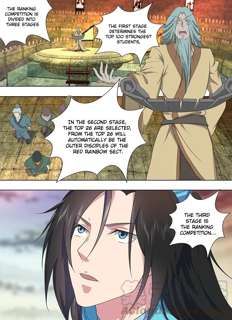 Manga Eternal Reverence - Chapter 218 Page 2