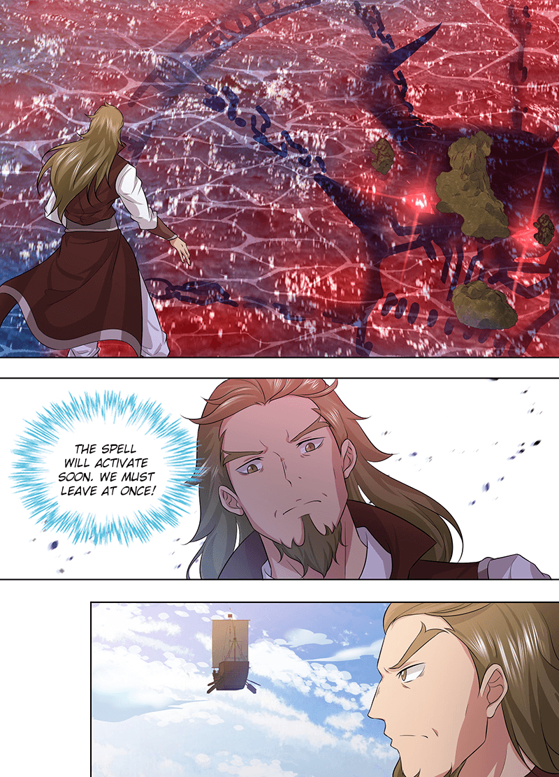 Manga Eternal Reverence - Chapter 257 Page 2