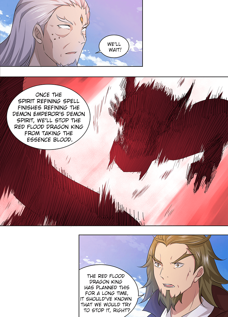 Manga Eternal Reverence - Chapter 257 Page 8