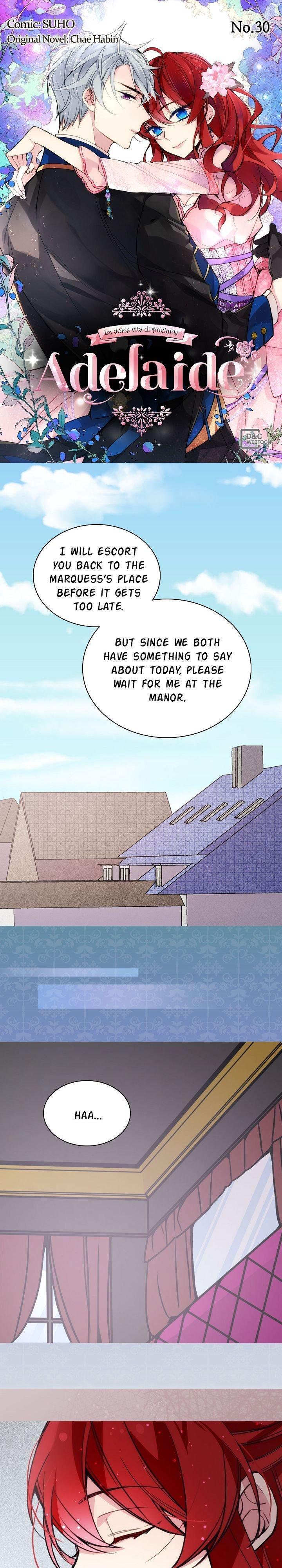 Manga La Dolce Vita Di Adelaide - Chapter 30 Page 1