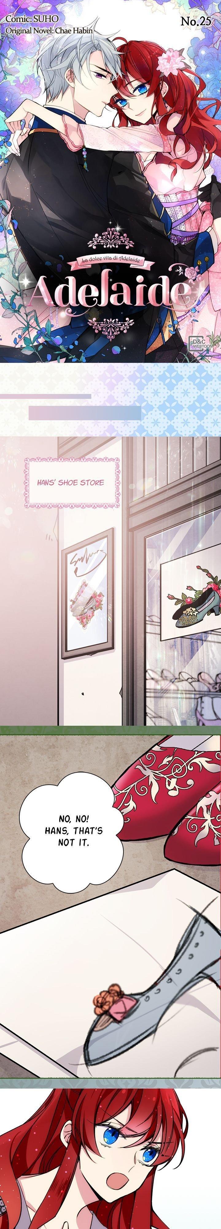 Manga La Dolce Vita Di Adelaide - Chapter 25 Page 1