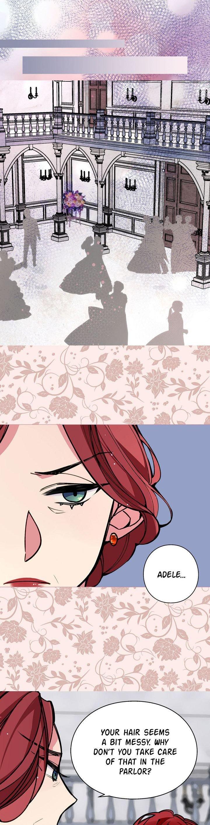 Manga La Dolce Vita Di Adelaide - Chapter 7 Page 1