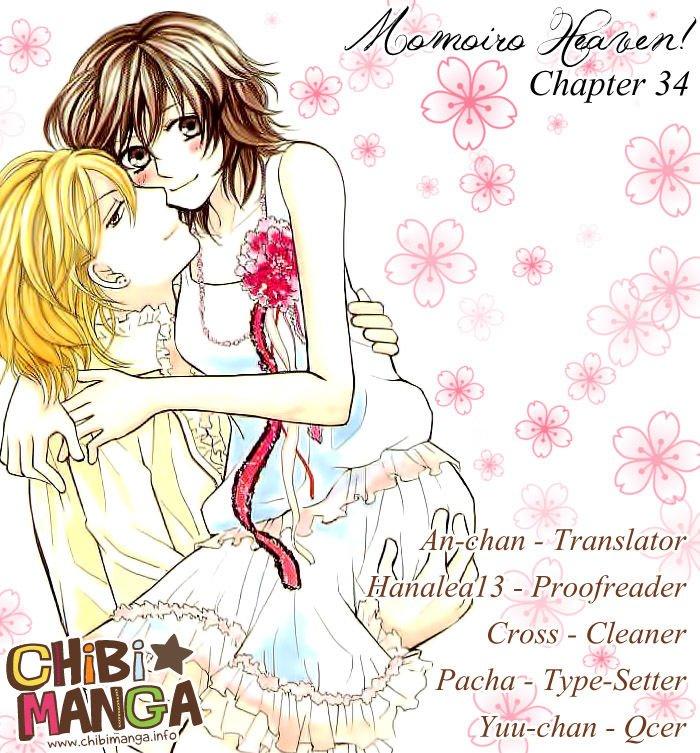 Manga Momoiro Heaven! - Chapter 34 Page 1
