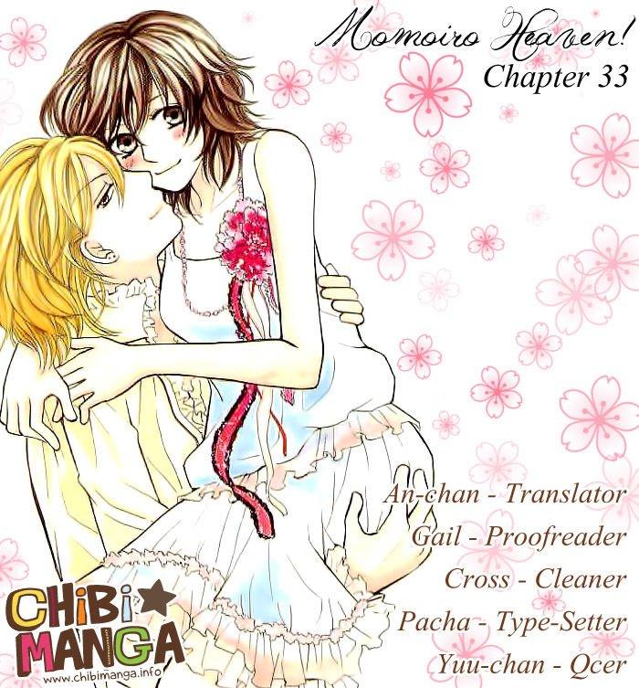 Manga Momoiro Heaven! - Chapter 33 Page 1