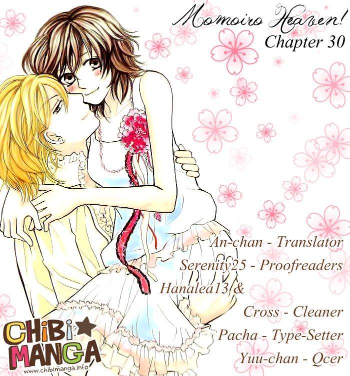 Manga Momoiro Heaven! - Chapter 30 Page 1