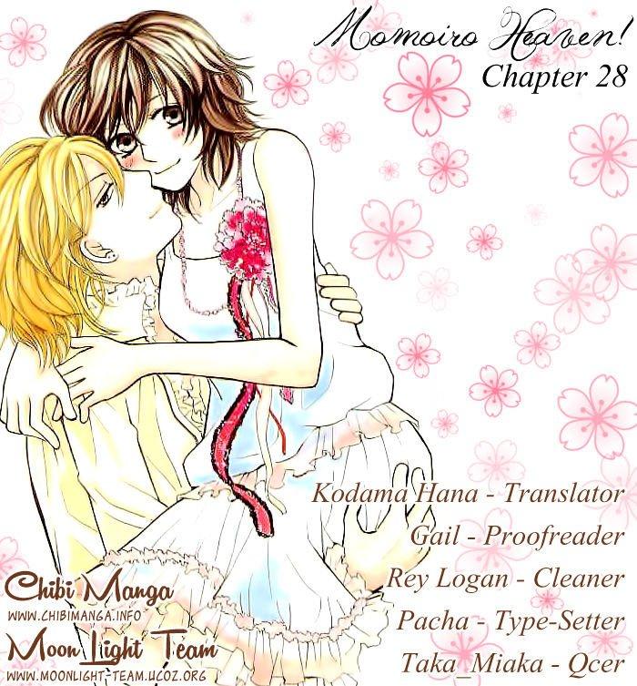 Manga Momoiro Heaven! - Chapter 28 Page 1