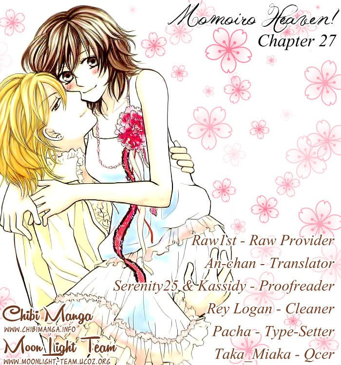Manga Momoiro Heaven! - Chapter 27 Page 1