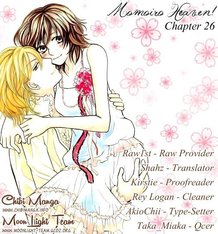 Manga Momoiro Heaven! - Chapter 26 Page 1