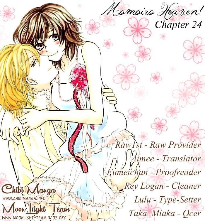 Manga Momoiro Heaven! - Chapter 24 Page 1
