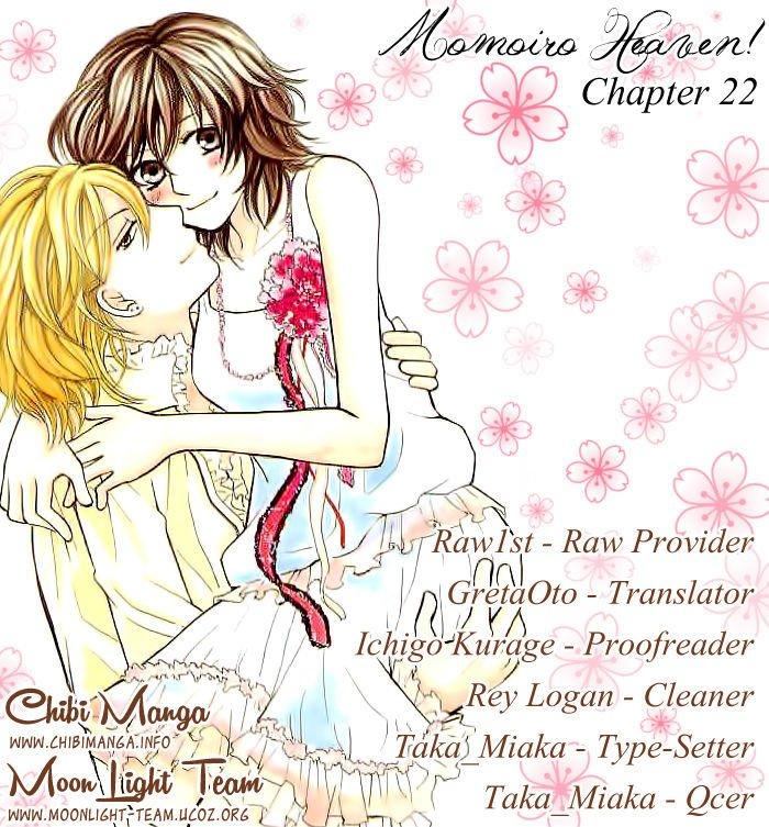 Manga Momoiro Heaven! - Chapter 22 Page 1