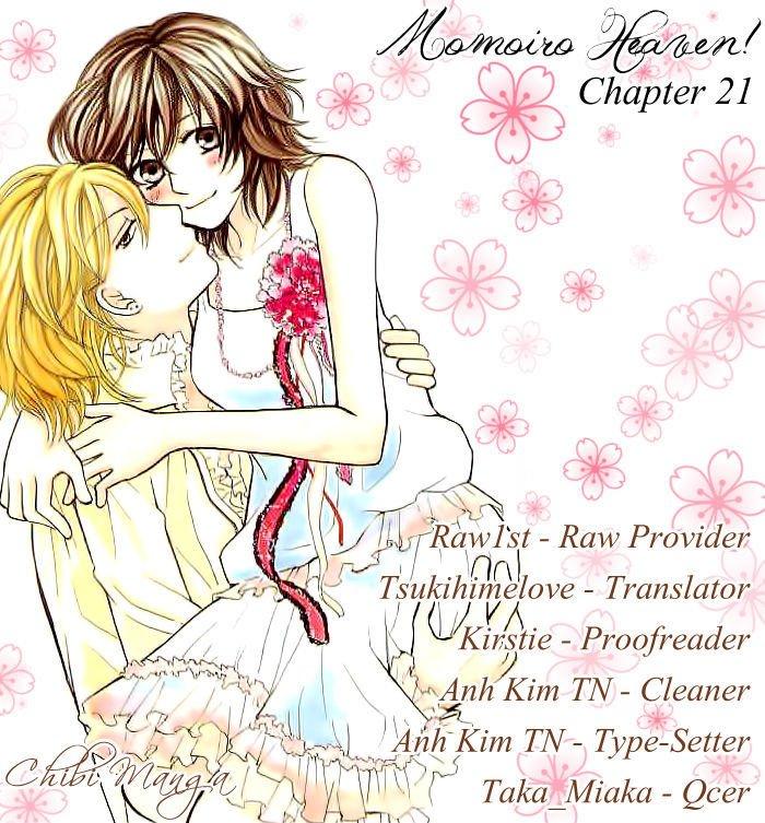 Manga Momoiro Heaven! - Chapter 21 Page 1