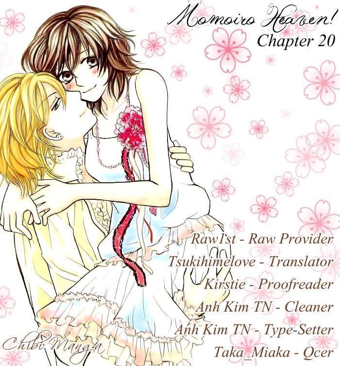 Manga Momoiro Heaven! - Chapter 20 Page 1