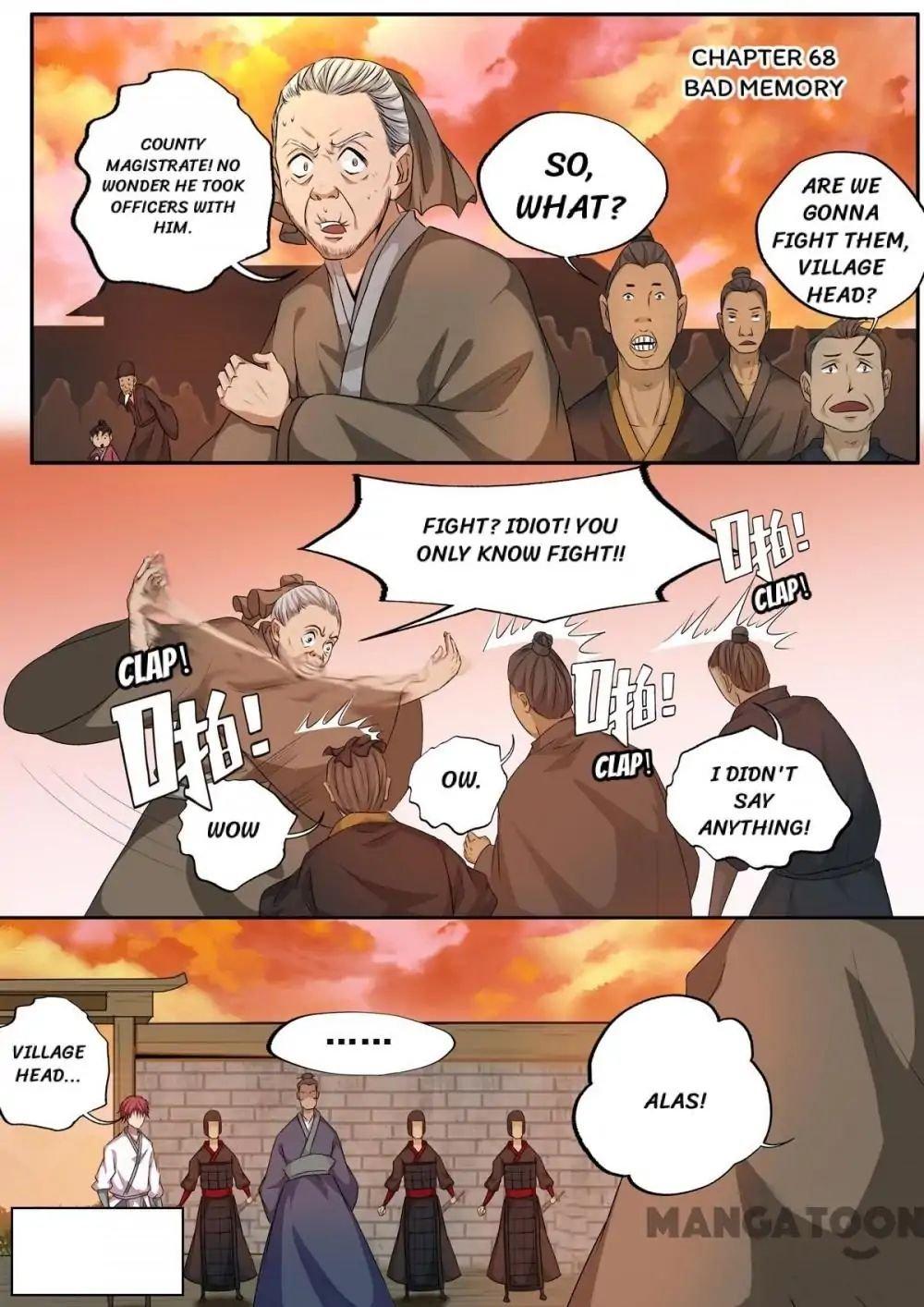 Manga Surgical Swordsman - Chapter 68 Page 1