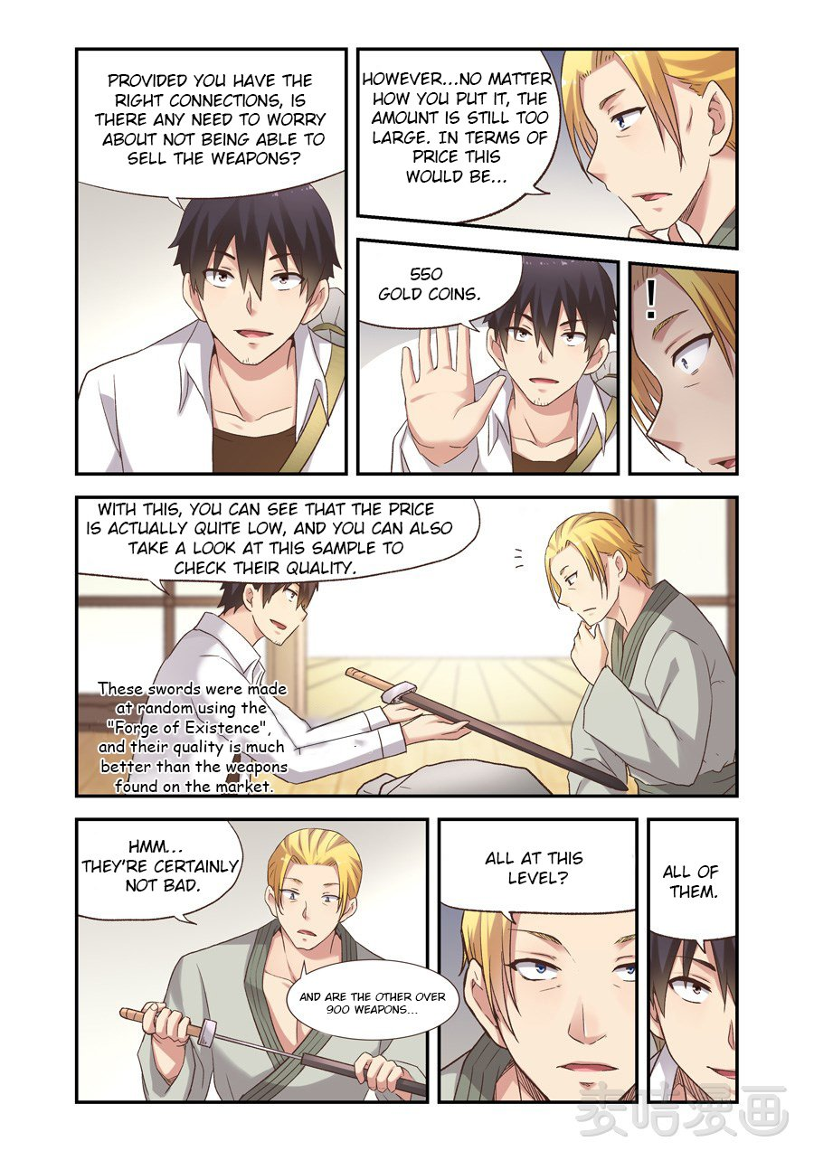 Manga Because I'm An Uncle who Runs A Weapon Shop - Chapter 56 Page 13