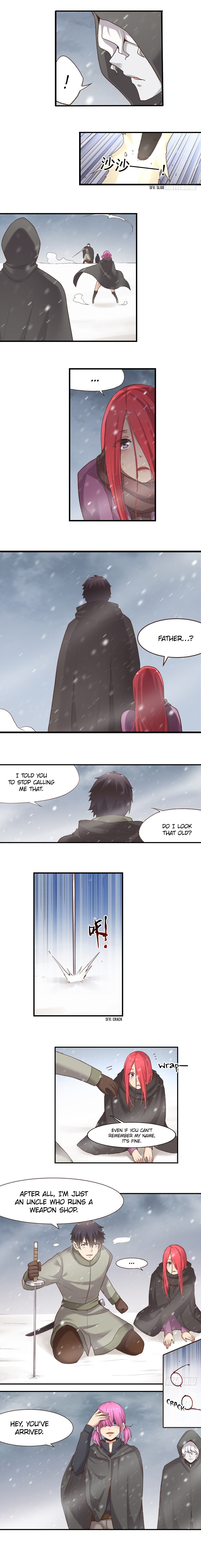 Manga Because I'm An Uncle who Runs A Weapon Shop - Chapter 63 Page 7