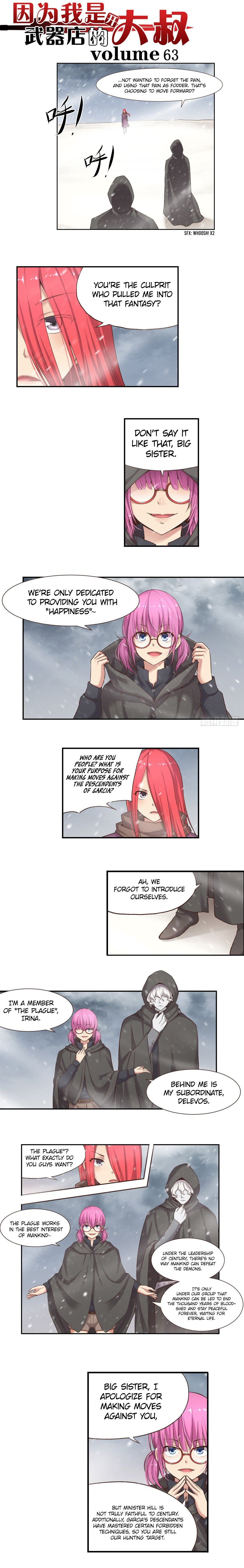 Manga Because I'm An Uncle who Runs A Weapon Shop - Chapter 63 Page 2