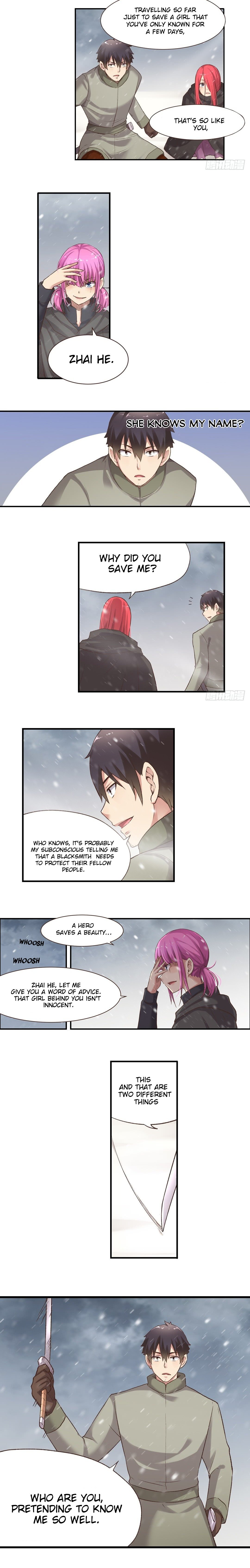 Manga Because I'm An Uncle who Runs A Weapon Shop - Chapter 64 Page 3