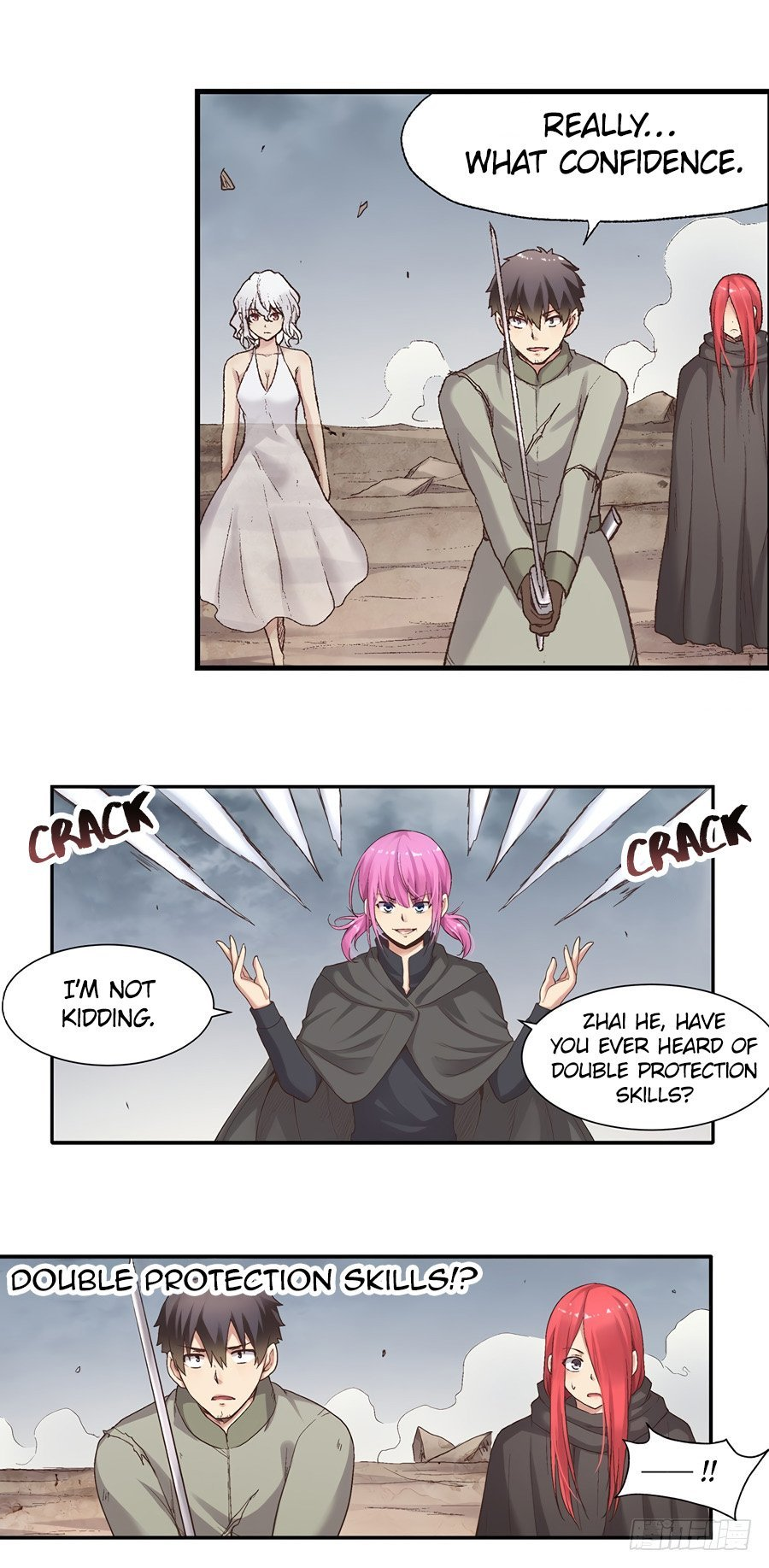 Manga Because I'm An Uncle who Runs A Weapon Shop - Chapter 68 Page 6