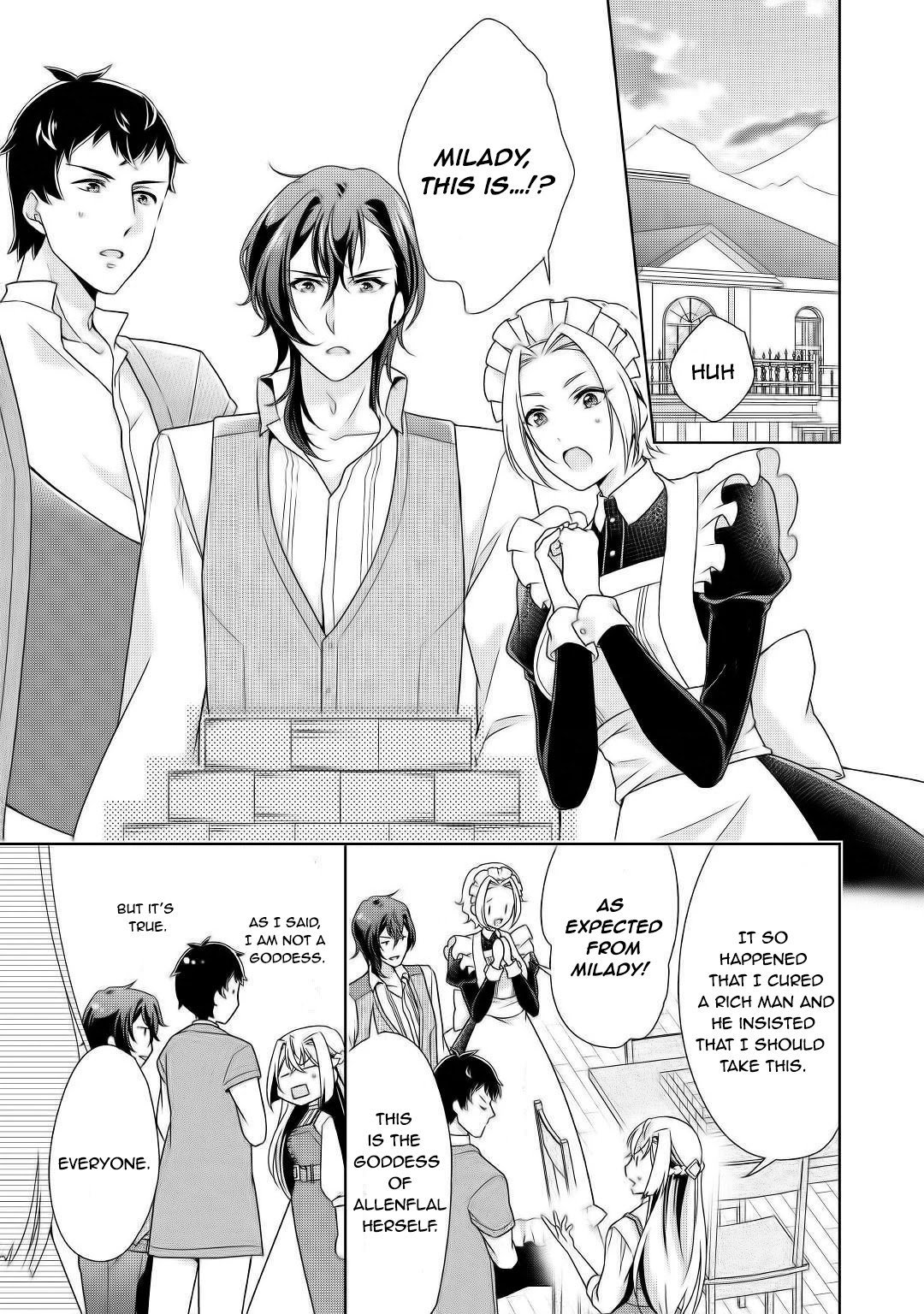 Manga For Certain Reasons, The Villainess Noble Lady Will Live Her Post-Engagement Annulment Life Freely - Chapter 16 Page 23