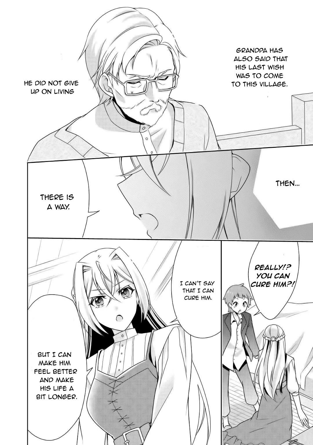Manga For Certain Reasons, The Villainess Noble Lady Will Live Her Post-Engagement Annulment Life Freely - Chapter 16 Page 12