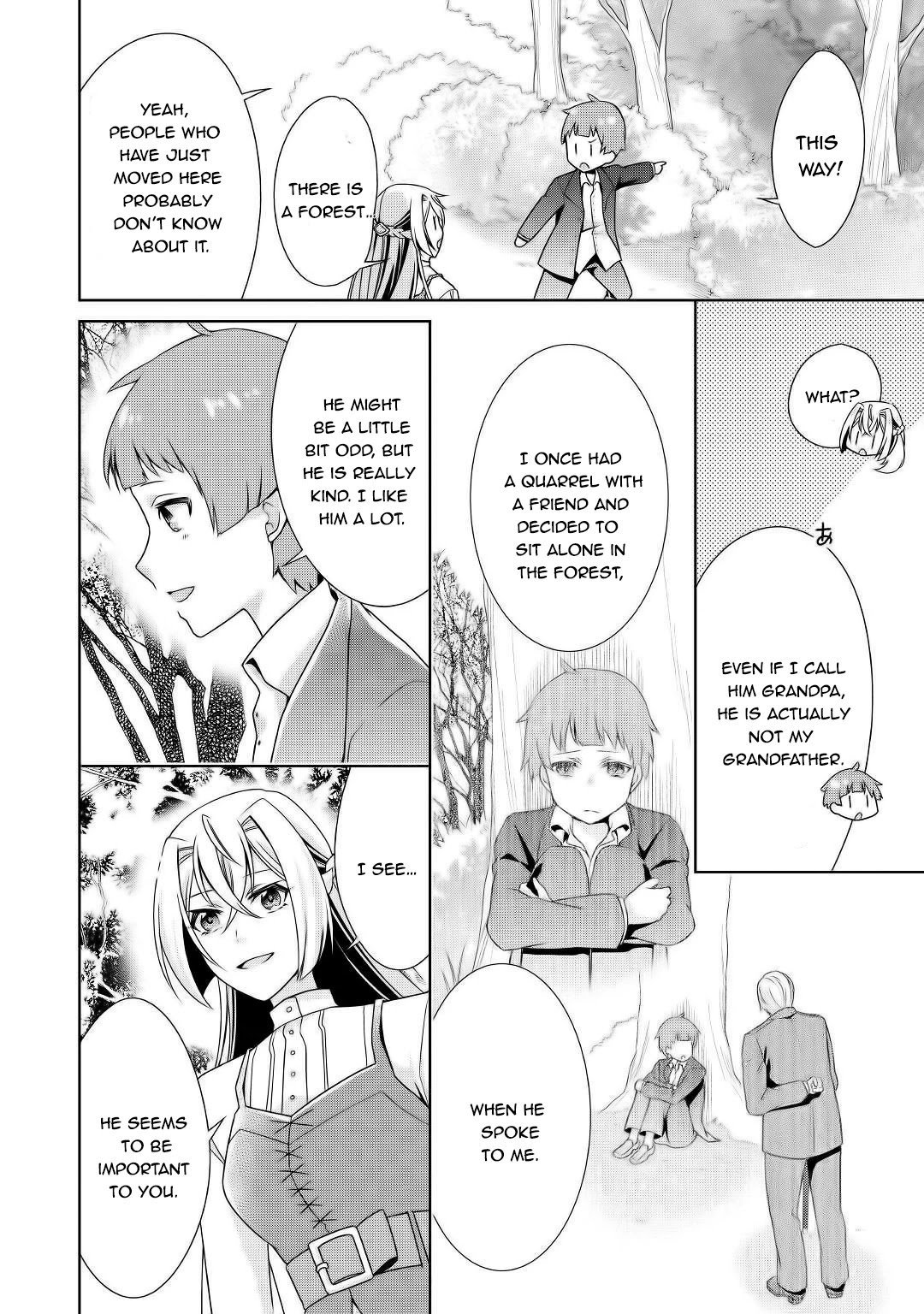 Manga For Certain Reasons, The Villainess Noble Lady Will Live Her Post-Engagement Annulment Life Freely - Chapter 16 Page 4