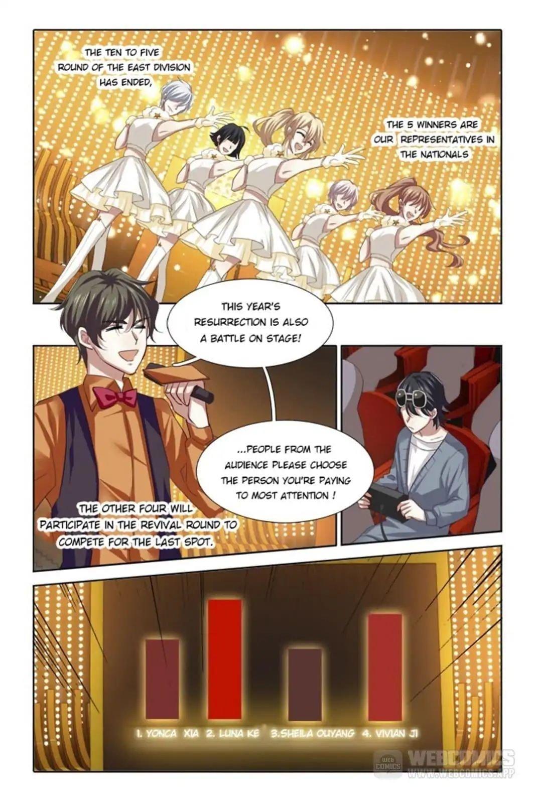 Manga Star Dream Idol Project - Chapter 127 Page 1