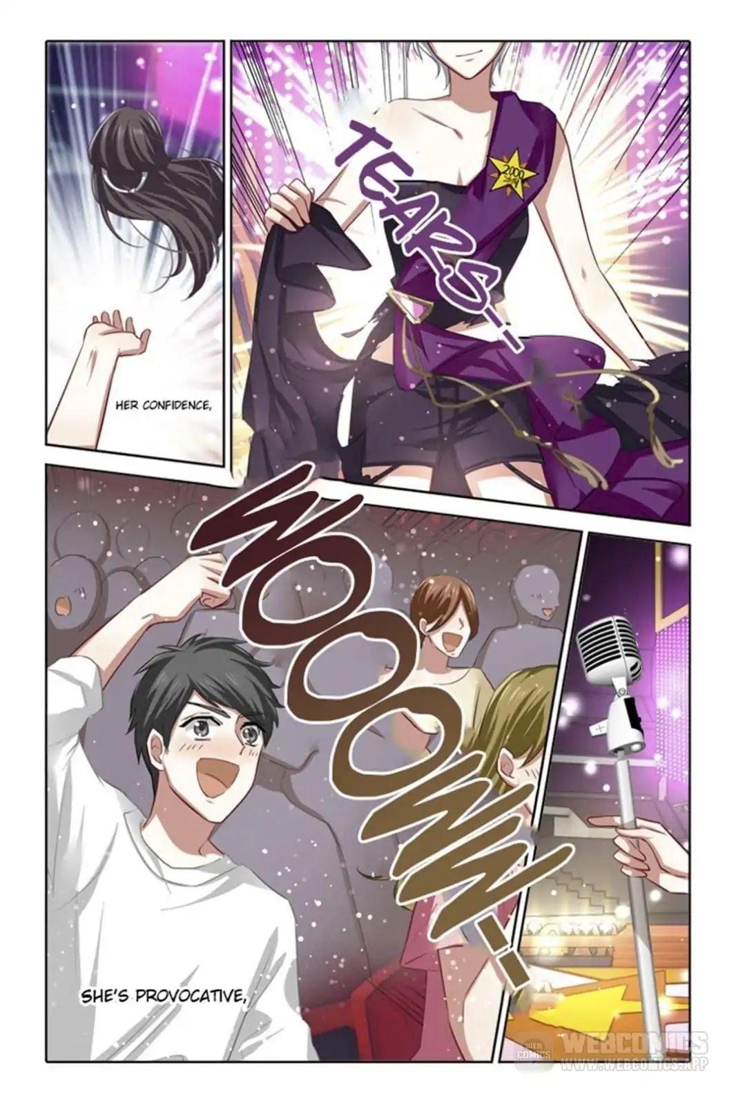Manga Star Dream Idol Project - Chapter 126 Page 1