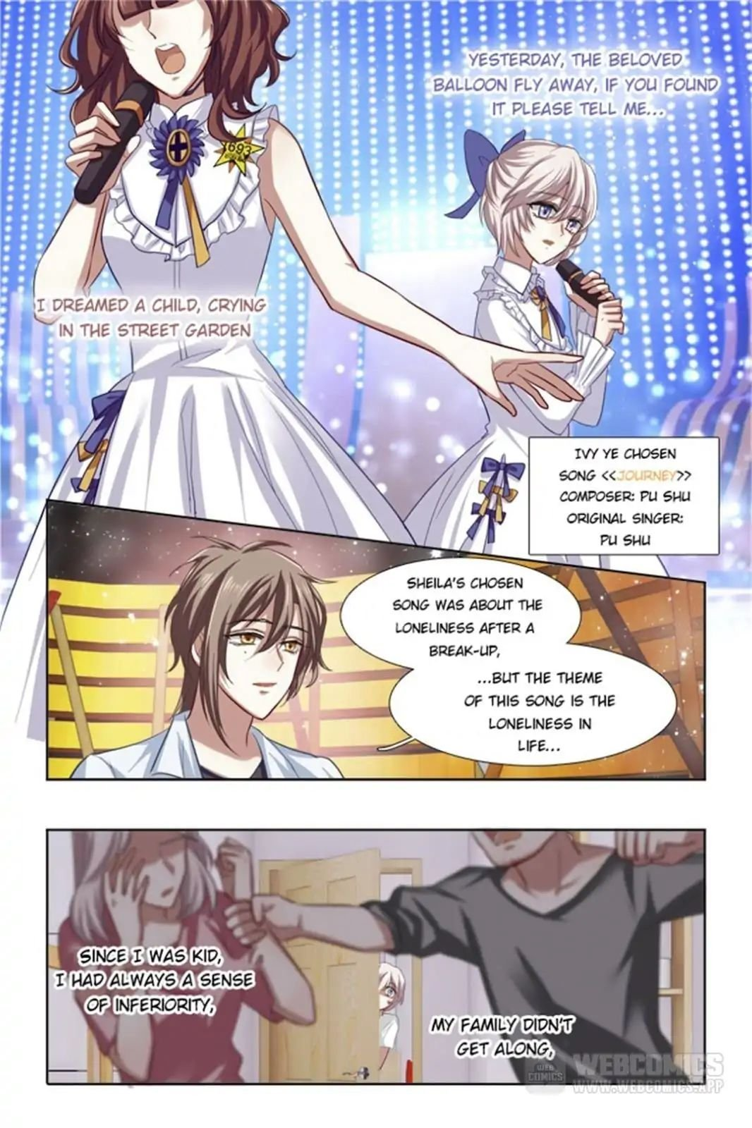 Manga Star Dream Idol Project - Chapter 123 Page 1