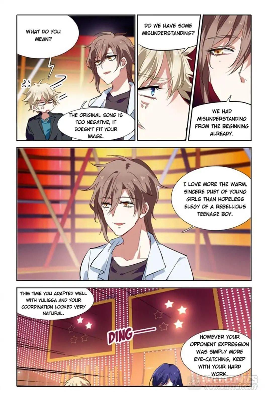 Manga Star Dream Idol Project - Chapter 117 Page 1