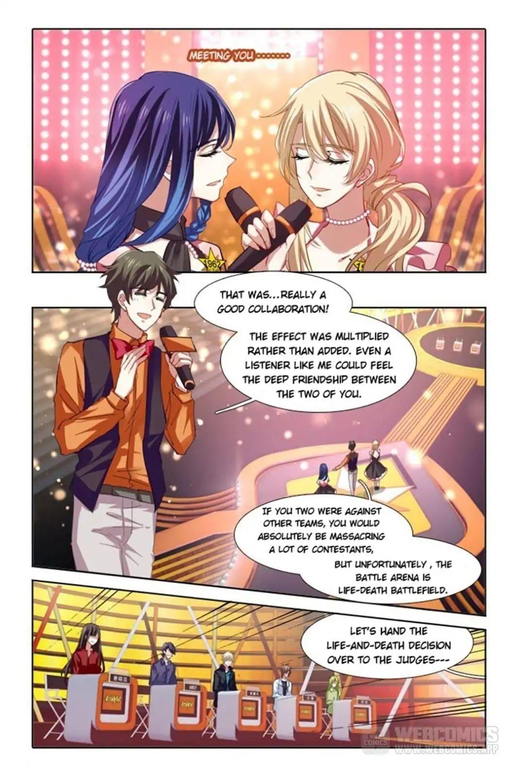 Manga Star Dream Idol Project - Chapter 115 Page 1