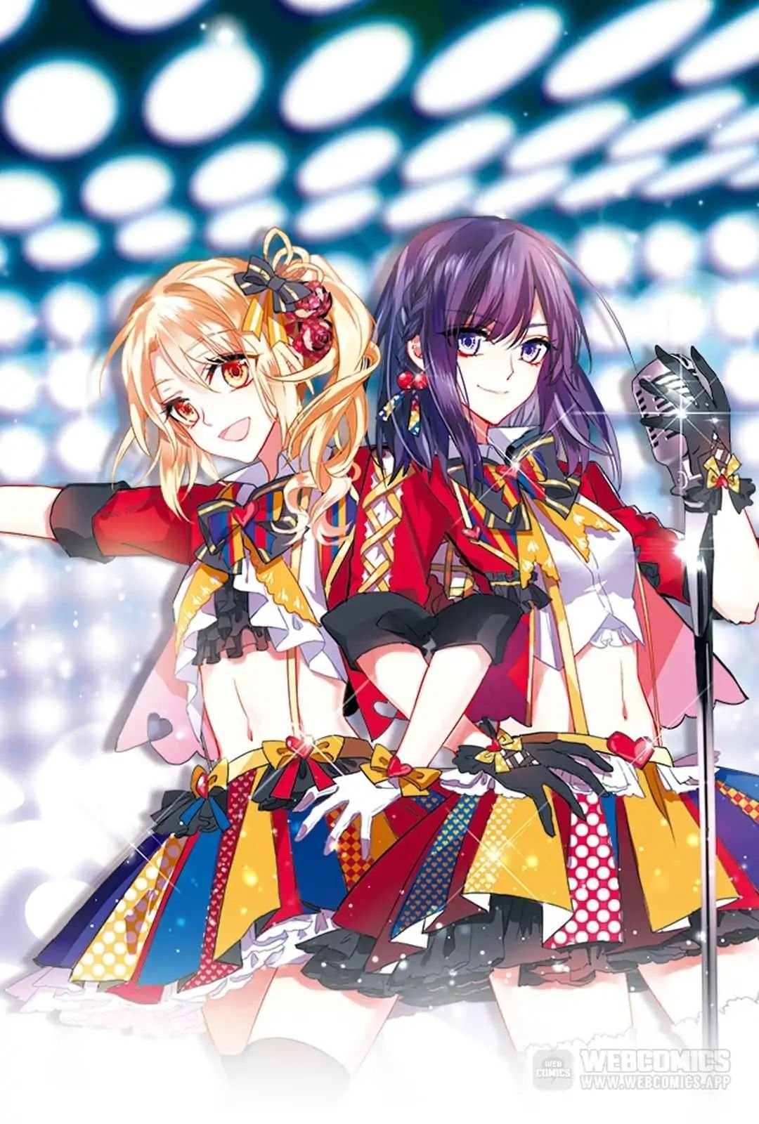 Manga Star Dream Idol Project - Chapter 108 Page 1