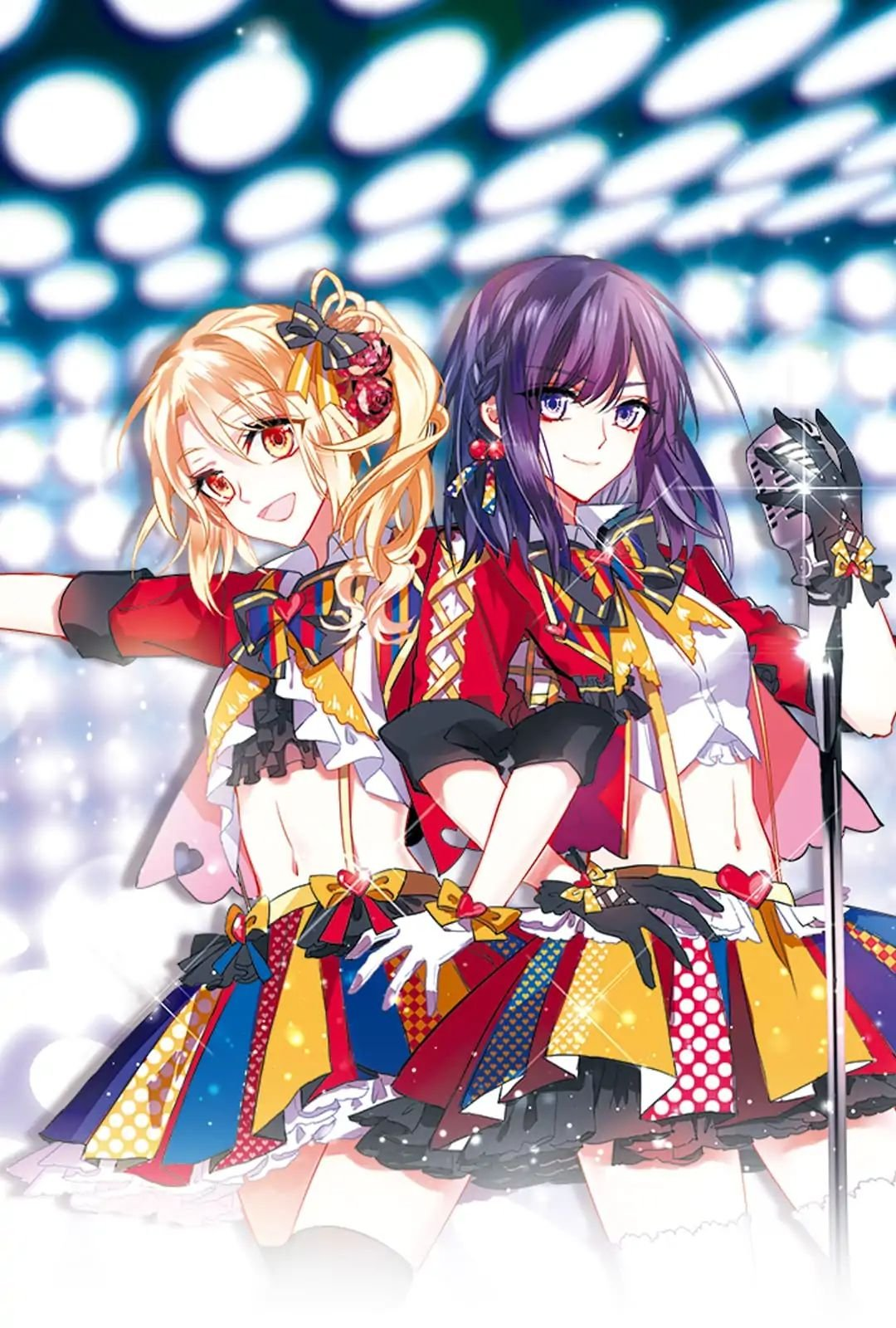 Manga Star Dream Idol Project - Chapter 85 Page 1