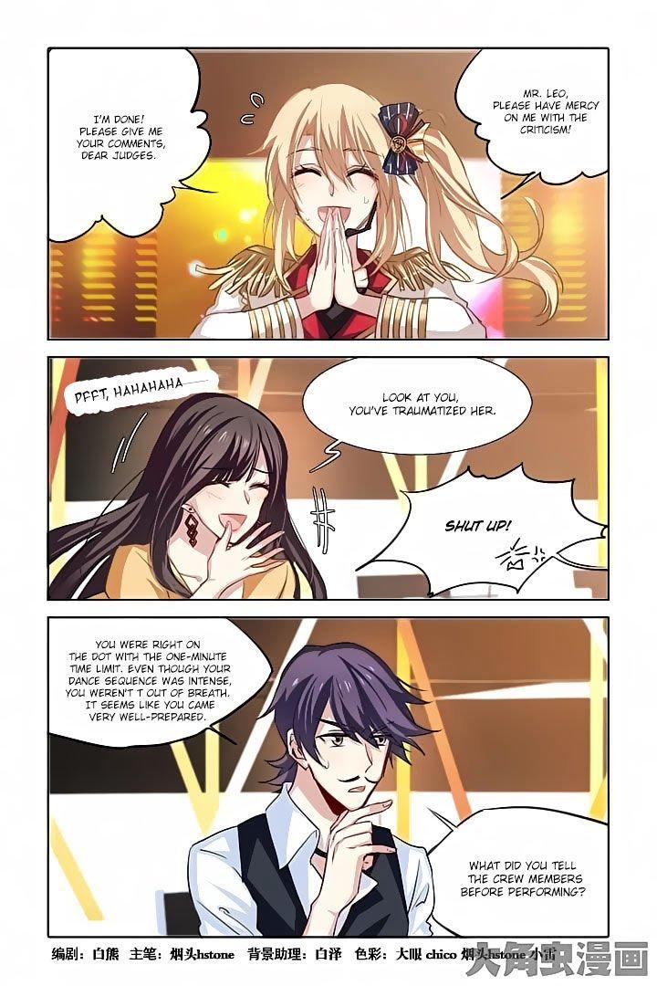 Manga Star Dream Idol Project - Chapter 24 Page 1