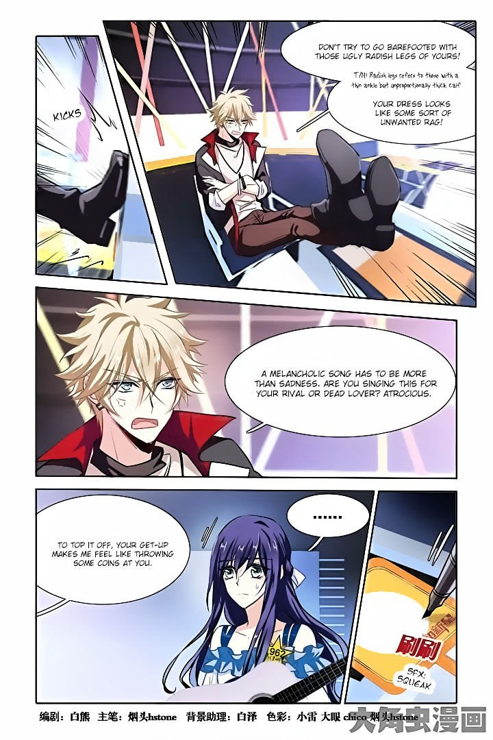 Manga Star Dream Idol Project - Chapter 20 Page 1