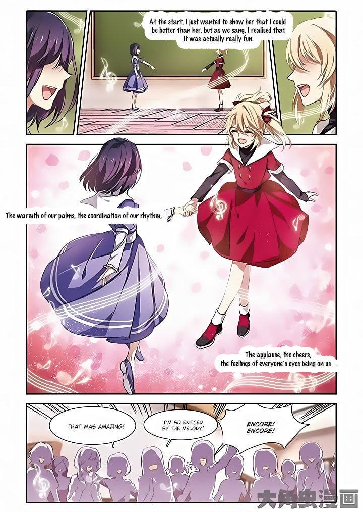 Manga Star Dream Idol Project - Chapter 7 Page 1