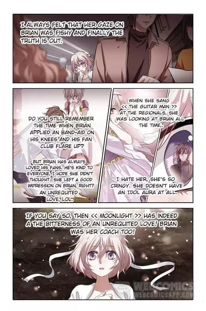Manga Star Dream Idol Project - Chapter 221 Page 1