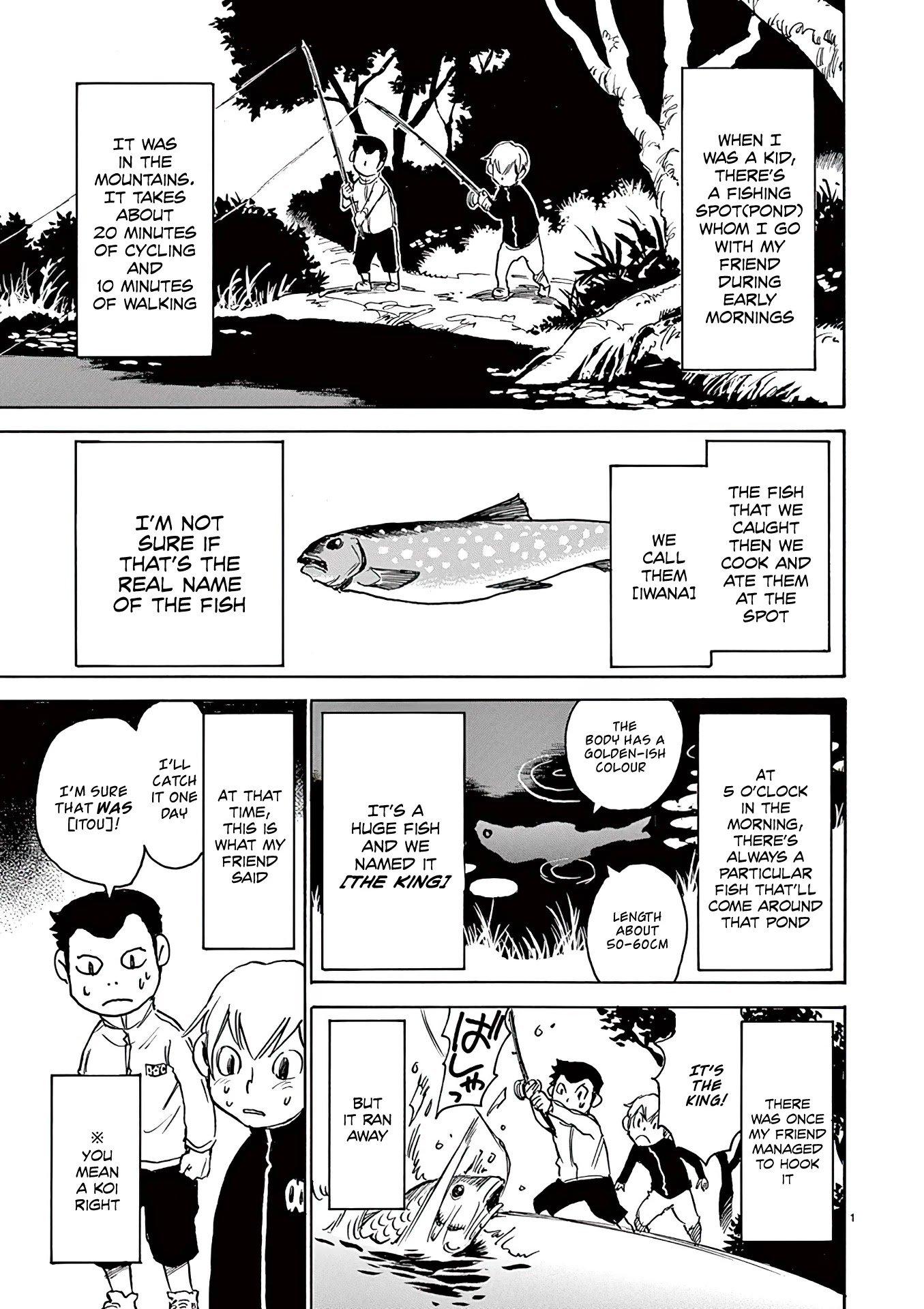 Manga Nanako-San Teki Na Nichijou Dash!! - Chapter 29 Page 1