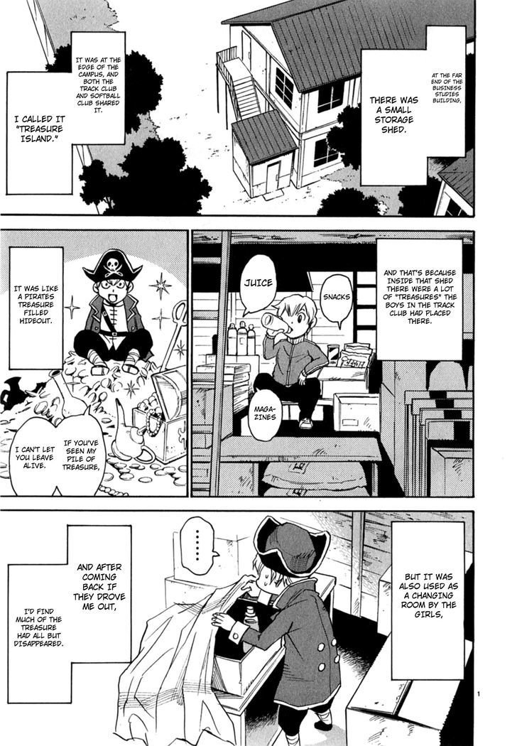 Manga Nanako-San Teki Na Nichijou Dash!! - Chapter 9 Page 1