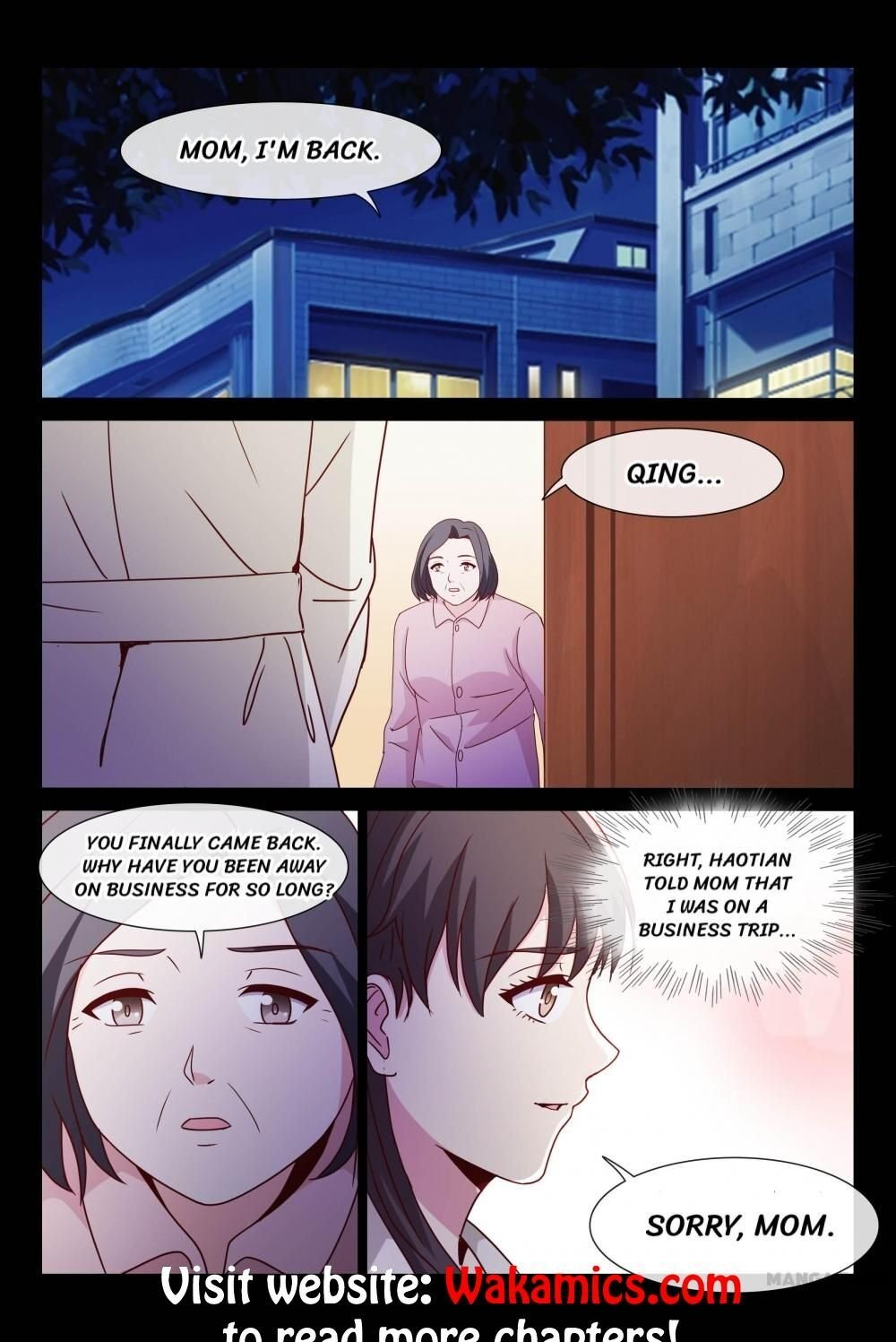 Manga Contracted Lover - Chapter 68 Page 1
