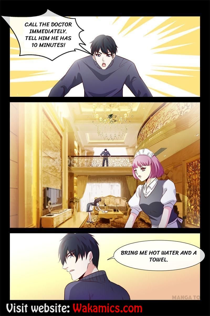Manga Contracted Lover - Chapter 63 Page 1