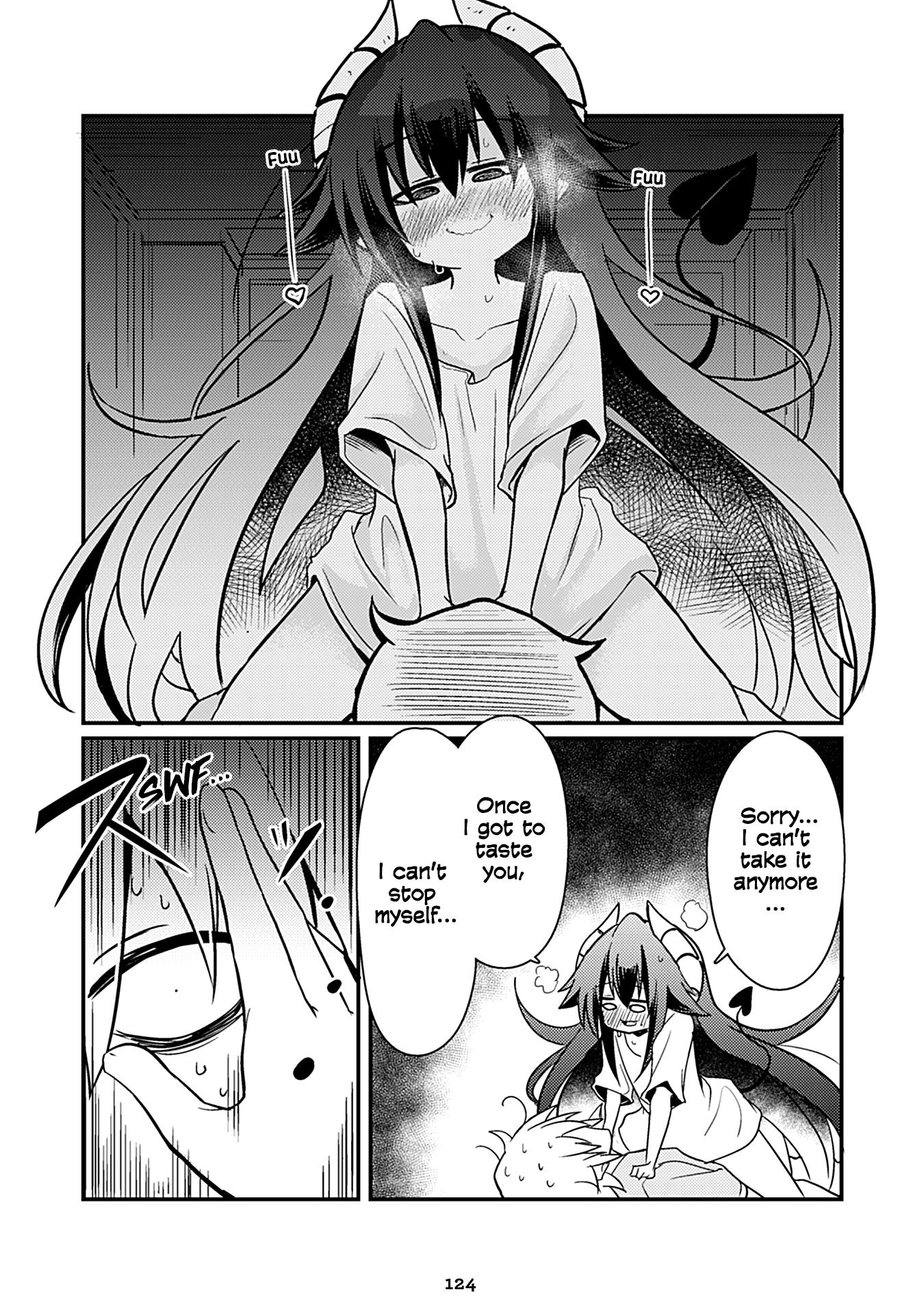 "Manga Naughty Succubus ""saki-Chan"" - Chapter 198 Page 1"