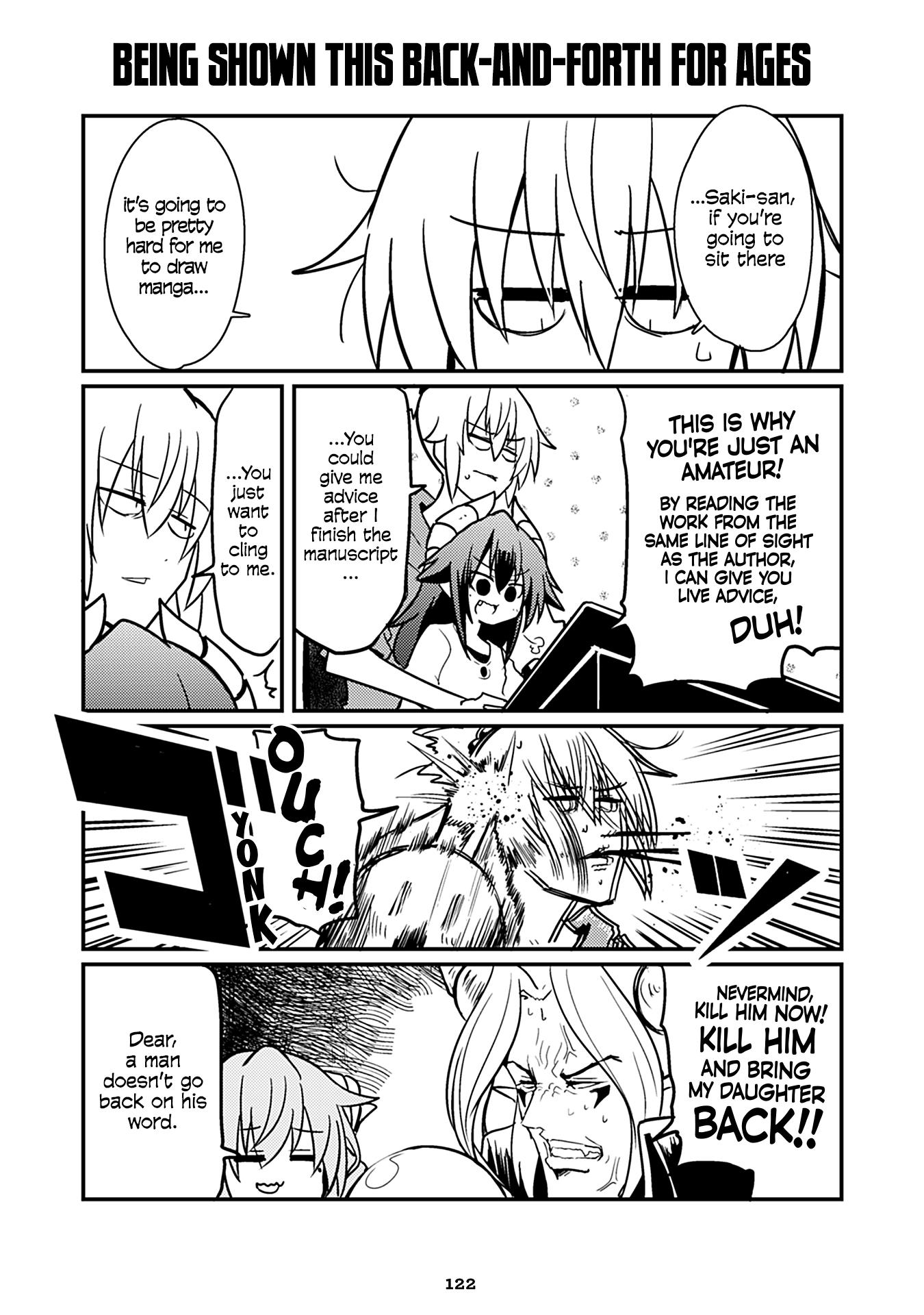 "Manga Naughty Succubus ""saki-Chan"" - Chapter 196 Page 1"