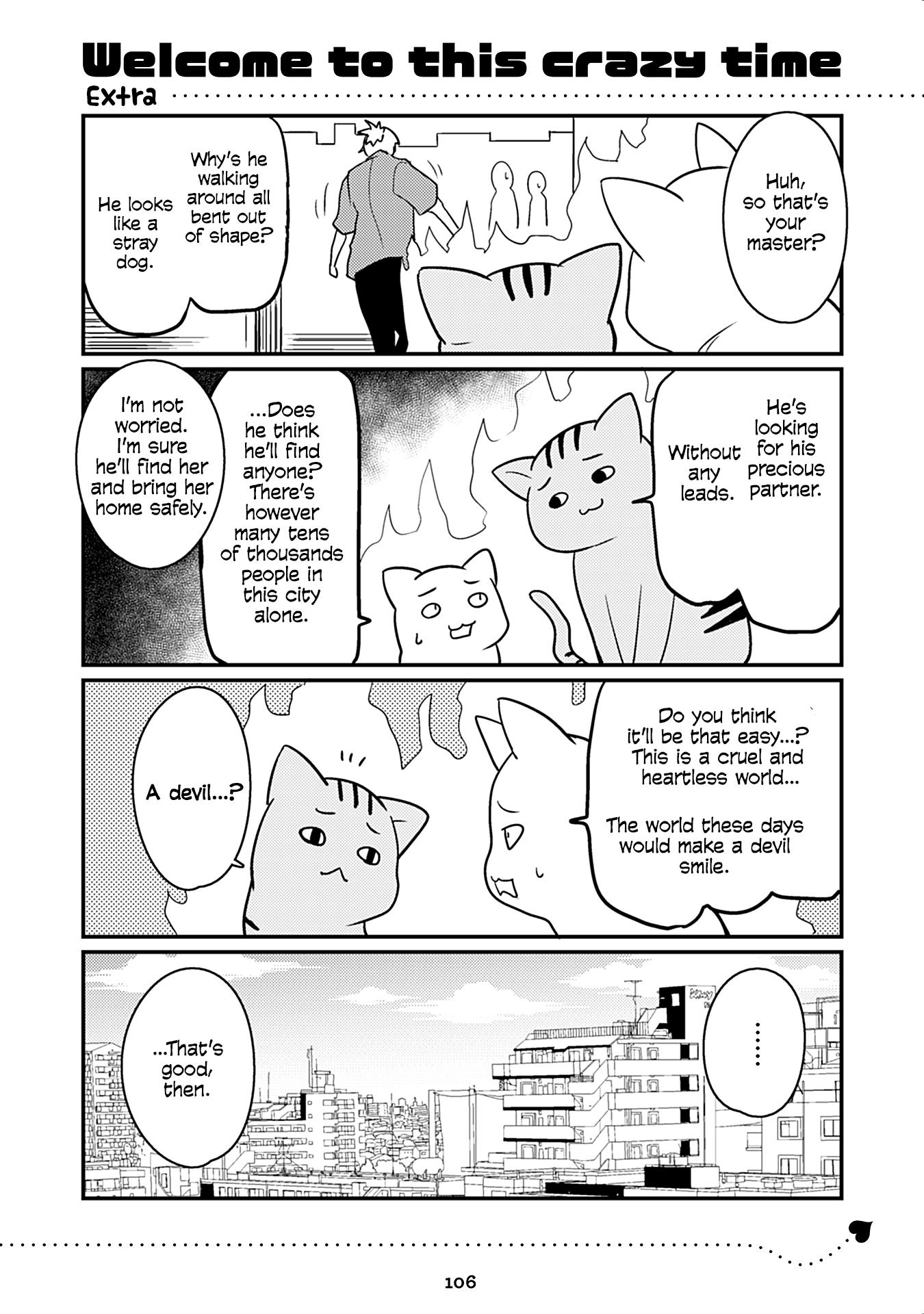 "Manga Naughty Succubus ""saki-Chan"" - Chapter 183.5 Page 1"