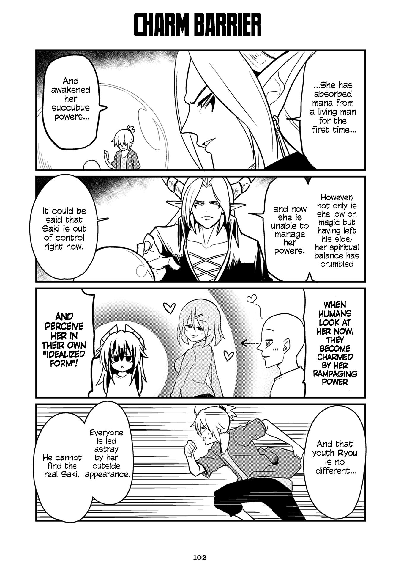 "Manga Naughty Succubus ""saki-Chan"" - Chapter 180 Page 1"