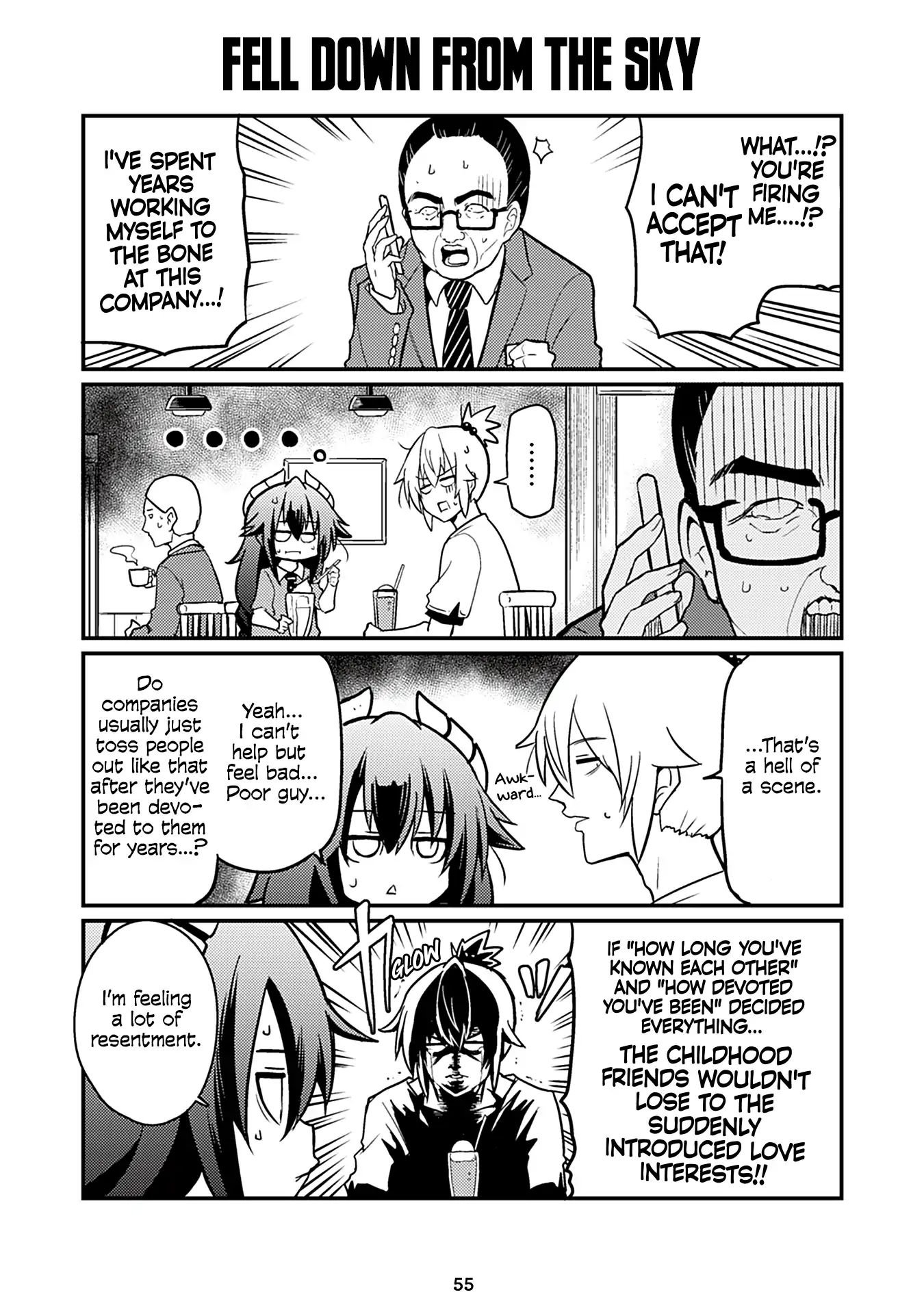 "Manga Naughty Succubus ""saki-Chan"" - Chapter 143 Page 1"