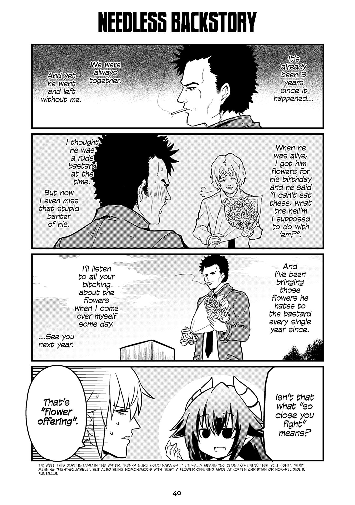 "Manga Naughty Succubus ""saki-Chan"" - Chapter 132 Page 1"