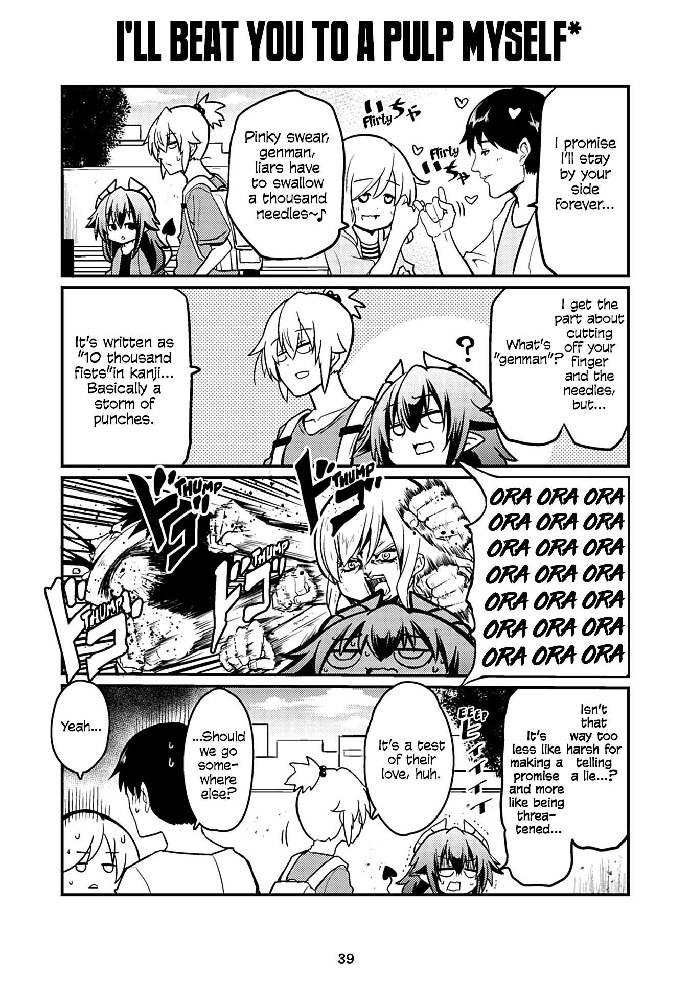 "Manga Naughty Succubus ""saki-Chan"" - Chapter 131 Page 1"