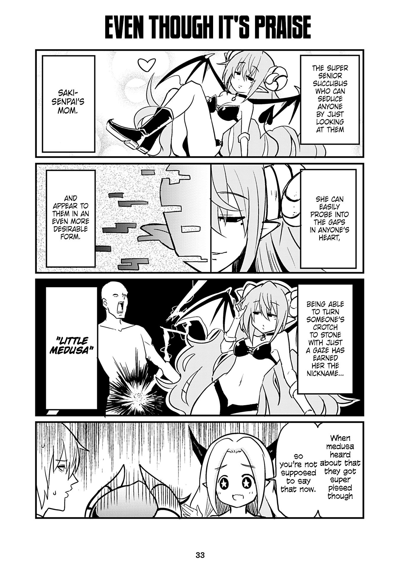 "Manga Naughty Succubus ""saki-Chan"" - Chapter 125 Page 1"