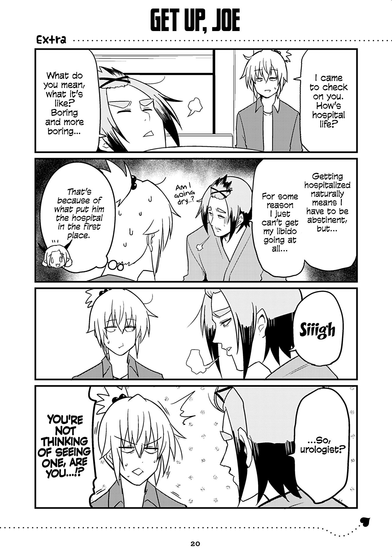 "Manga Naughty Succubus ""saki-Chan"" - Chapter 113.5 Page 1"